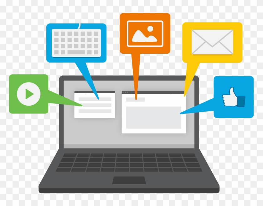 Technology Clipart For Teachers - Digital Literacy #139953