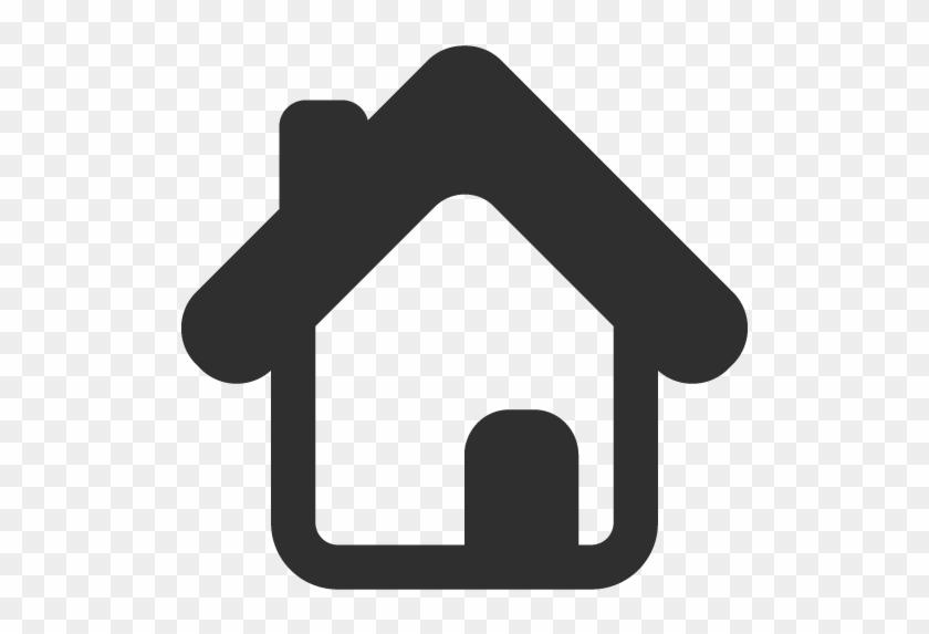 Home Icon Clipart - Home Icon Ico #140071