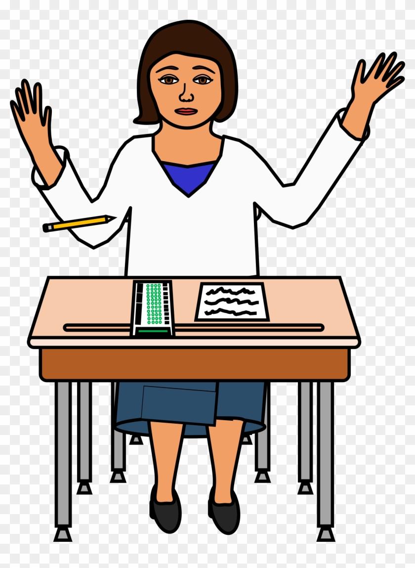 Clipart - - Teacher #140101