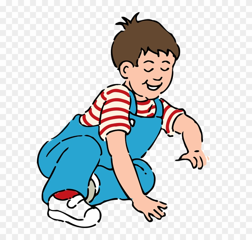 Put - On - Clothes - Clipart - Children Playing Clip Art #140380