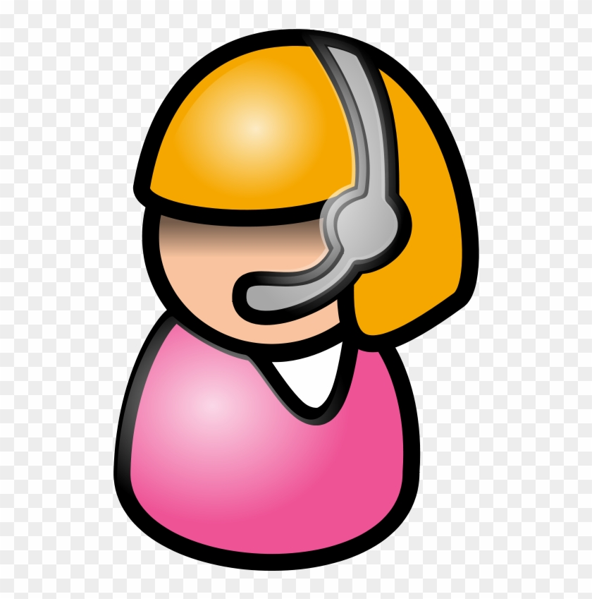 Girl Computer, Icon, User, Yellow, People, Lady, Woman, - People Clip Art #140562