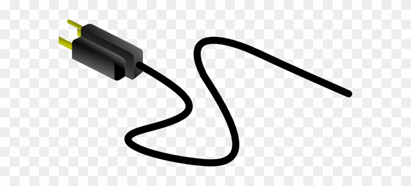 Power Cable Us Clip Art At Vector Clip Art Online - Cord Clipart #140603