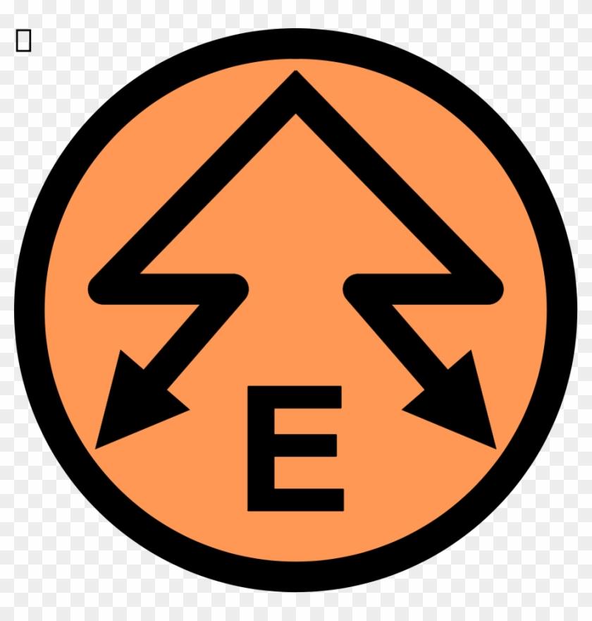 Electric Power Emblem Clip Art - Electricity Symbols Clip Art #140649