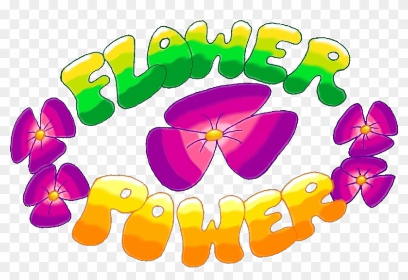 Flower Power Logo - Art #140651