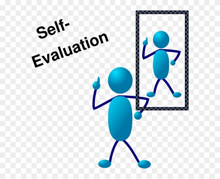 Student Self Evaluation Form - Stick People Clip Art #140698