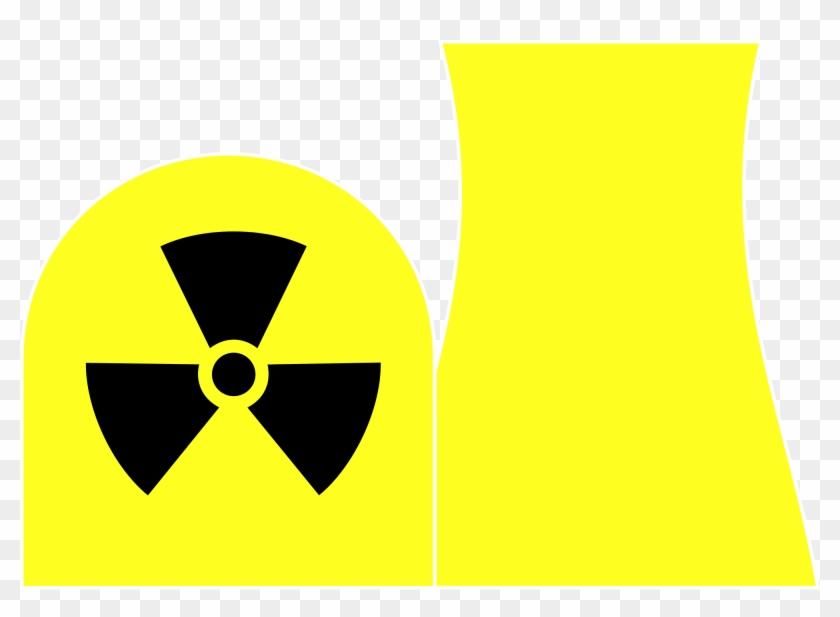 Nuclear Power Plant Symbol Clipart Best Filenuclear - Nuclear Power Plant Symbol #140734