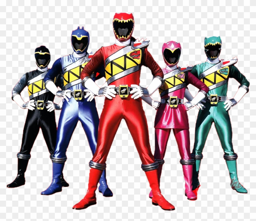 Power Rangers Clip Art - Power Rangers Dino Charge Png #140783