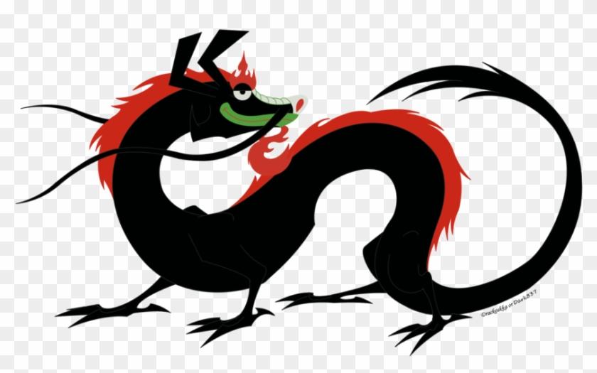 Aku - Aku Dragon Form #140808