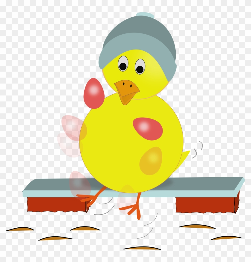 Microsoft Office Clipart Easter - Chicken #140832