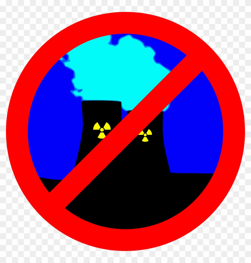 No Thanks Png Images - No Nuclear Power Plants #140842
