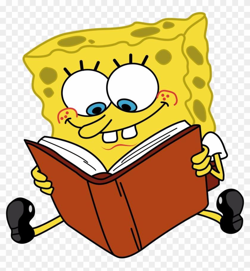 Here's A Few Sponge Bob Clip Arts I've Collected And - Cartoon Png #140844
