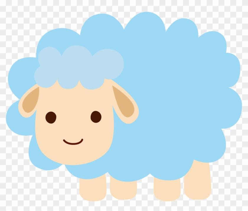 Bb 0074 13 - Desenho De Ovelhas Em Png #140892