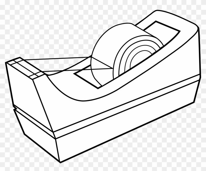 Tape - Clipart - Scotch Tape Clip Art #140901