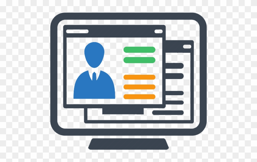 Online Application - Online Form Icon Png #140898