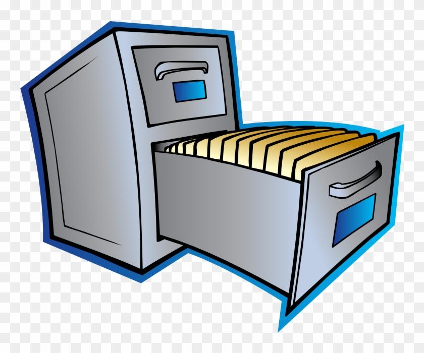 File Taxes And Prepare Fafsa Documents - File Cabinets Clip Art #140929