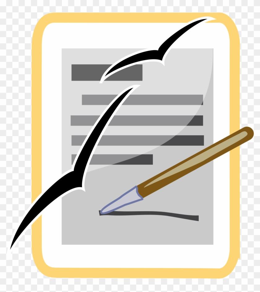 Writer Clip Art Download - Clip Art #141051