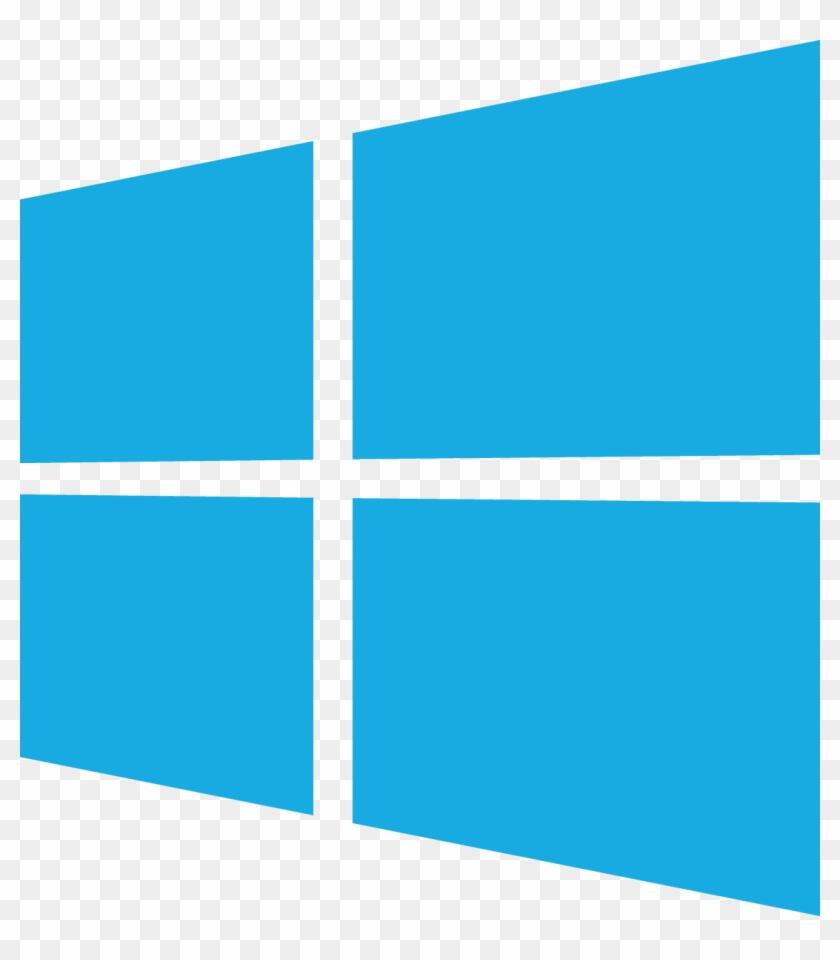 Windows Logo Vector - Windows 10 Icon Png #141224