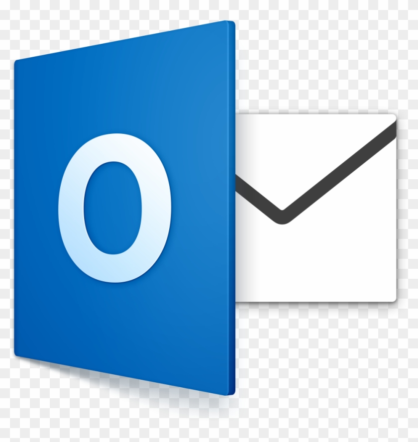 Microsoft Outlook And Onenote Courses - Microsoft Outlook Logo 2016 #141236