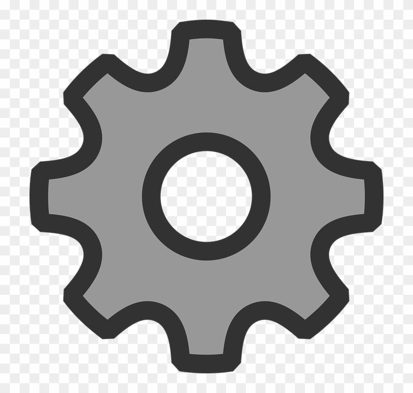 Setting Icon Clip Art #141282