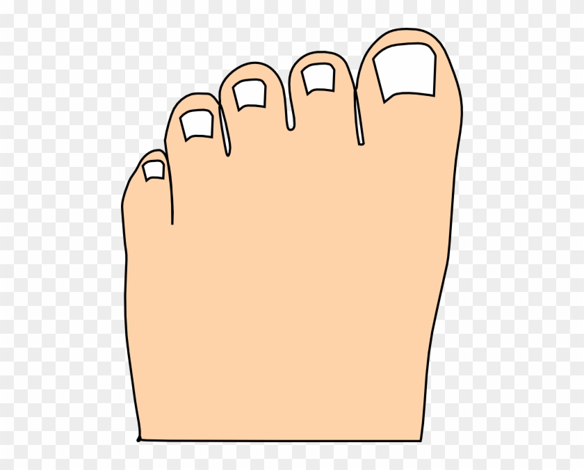 Cartoon Picture Of Toes #141317