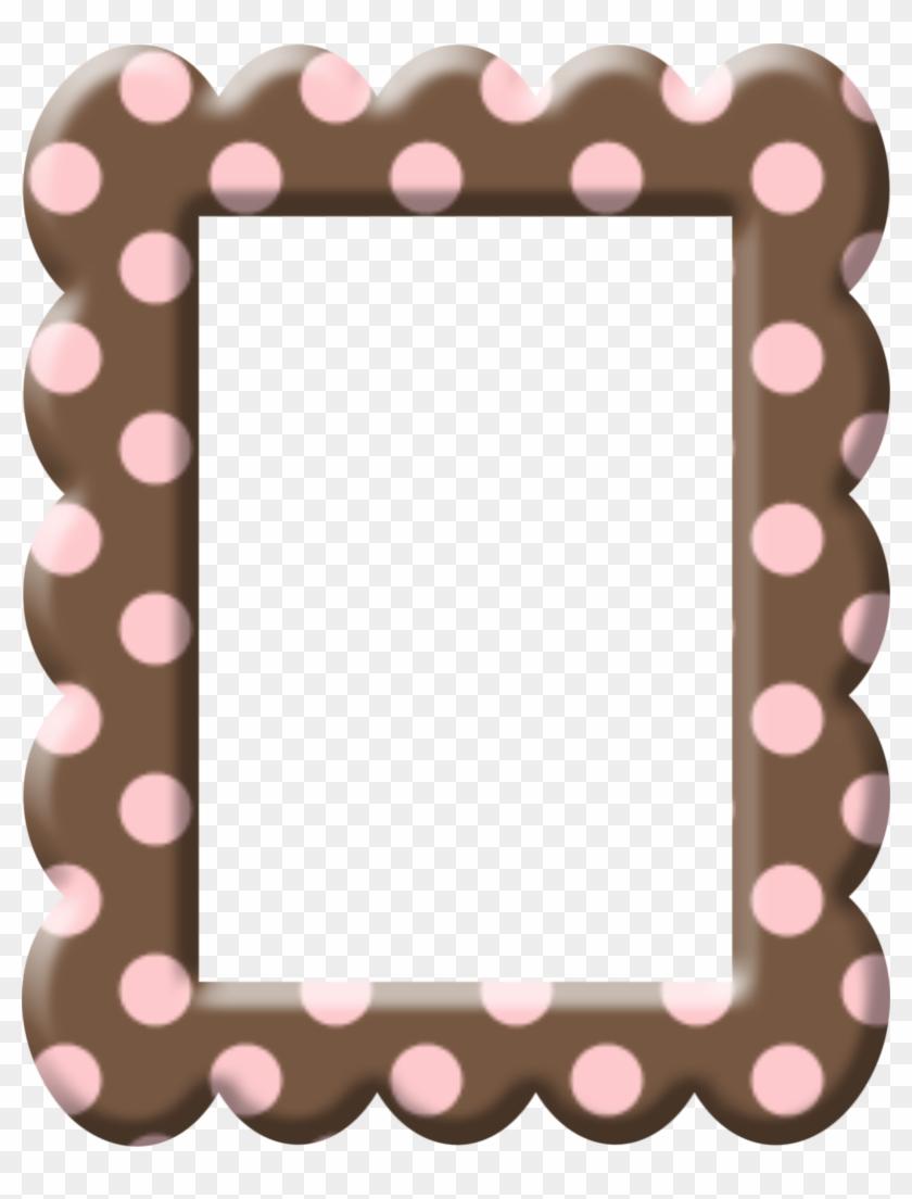 B *✿*strawberry Chocolate - Clip Art Border Design Chocolate #141360