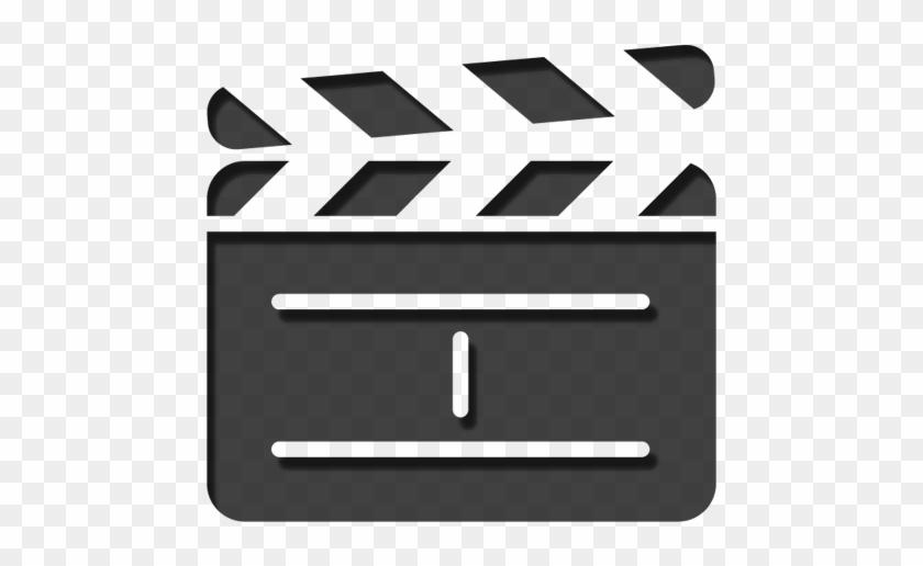 Imovie Icons, Free Icons In Devine - Imovie Icon Black #141378