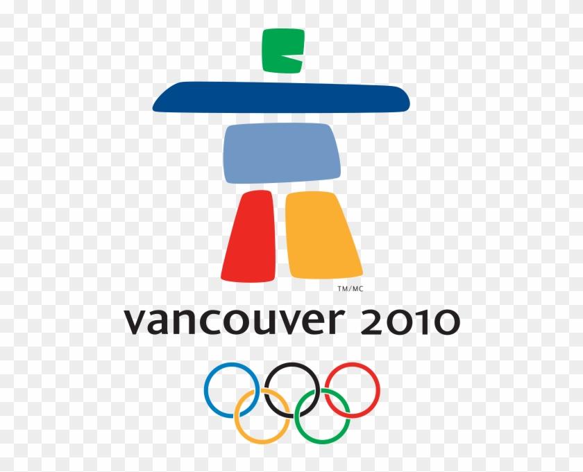 Vancouver Olympics 2010 Logo - Vancouver 2010 Olympics Logo #141496