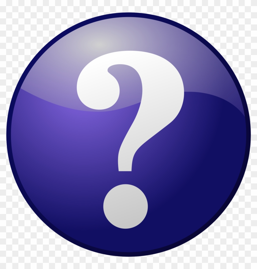Unknown Clipart Question Mark - Info Clipart #141672
