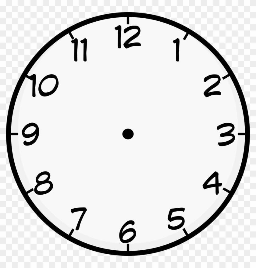 Thank 05 Vector Clip Art Download Free - Clock Clipart #141855