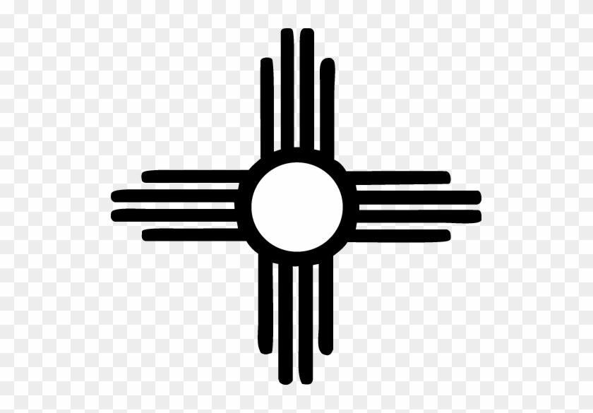 Zia Symbol Clipart Native American Sun Symbol Meaning Free