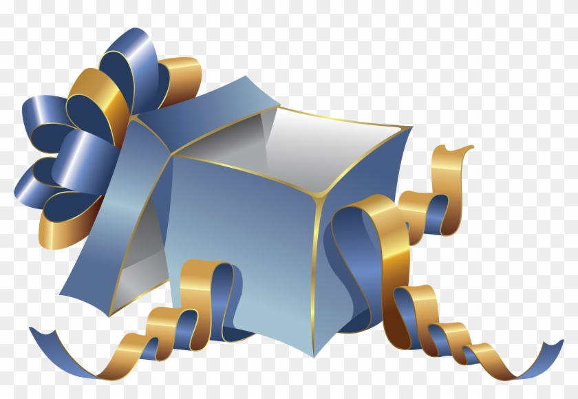 Open Gift Boxes Png