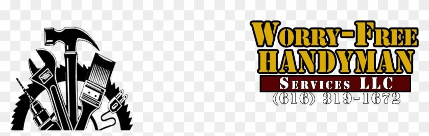 Worry Free Handyman Service, Llc - Got Tools Rectangle Sticker #142192