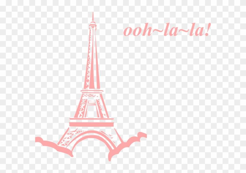 Wallpaper Clipart Eiffel Tower - Eiffel Tower Clip Art #142267