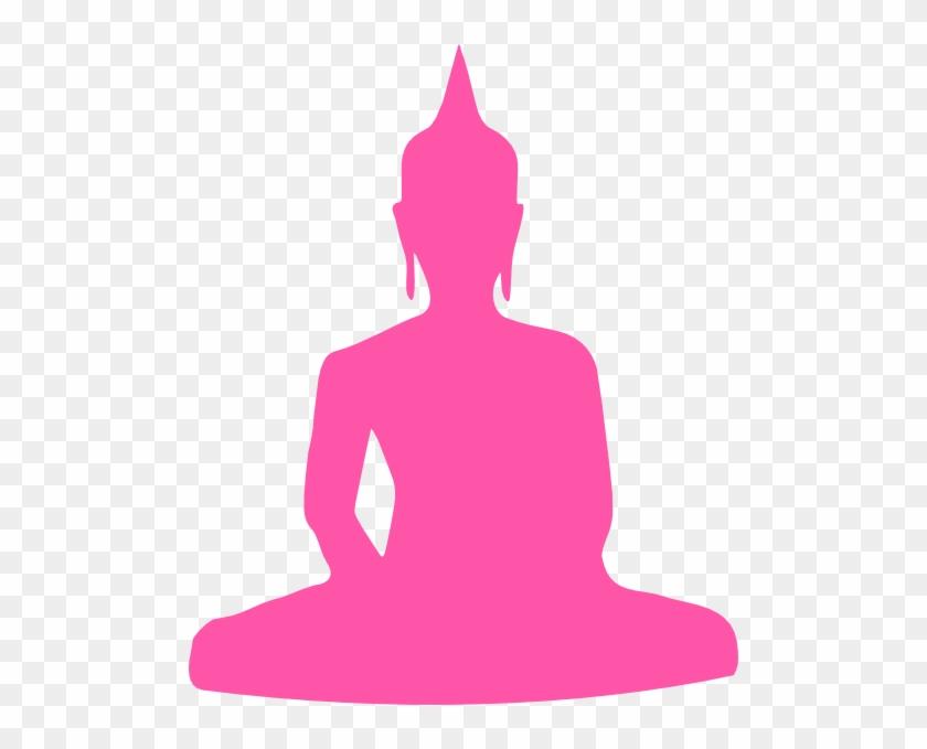Buddha Clip Art - Buddha Silhouette #142589