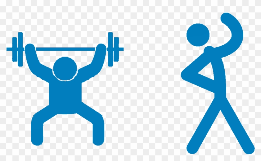 Reward Them For Exercise - Exercise Wellness Clip Art Png #143151