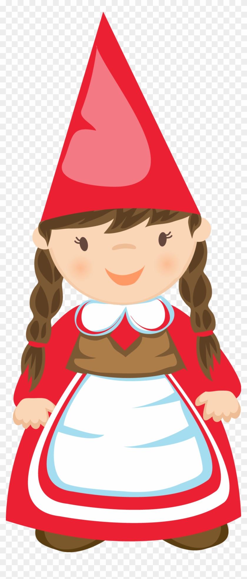 Gnome Clip Art: Free Transparent PNG
