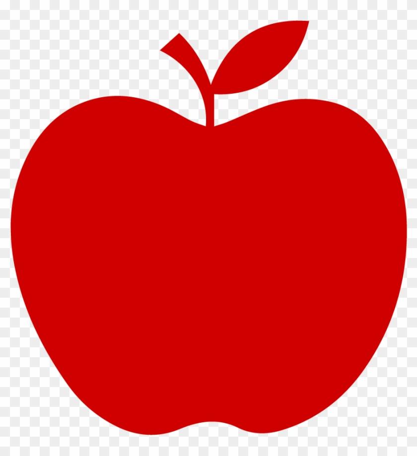 Wellness & Nutrition - Apple Fruit Clip Art #143566