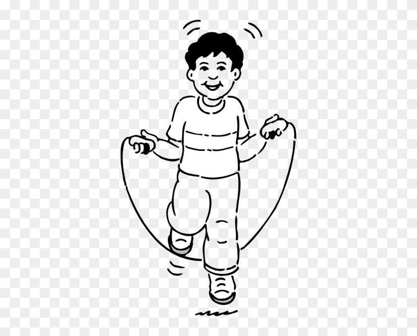 Girl Jumping Rope Clip Art - Girl Jumping Rope Image | Clip art, Rope art, Jump  rope