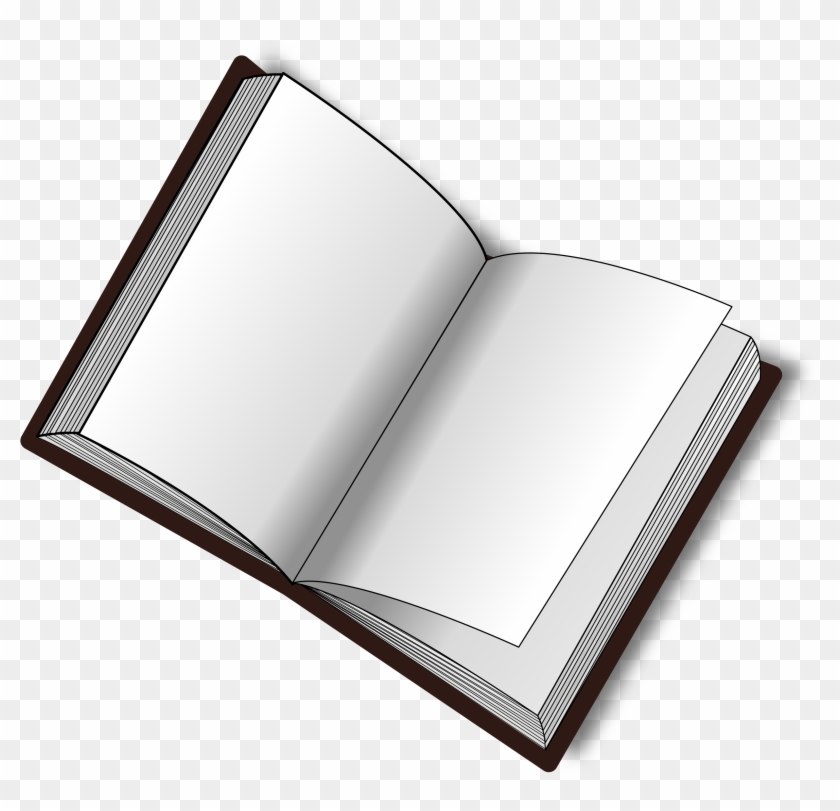 Open Book Png Image - Open Book Clip Art - Free Transparent