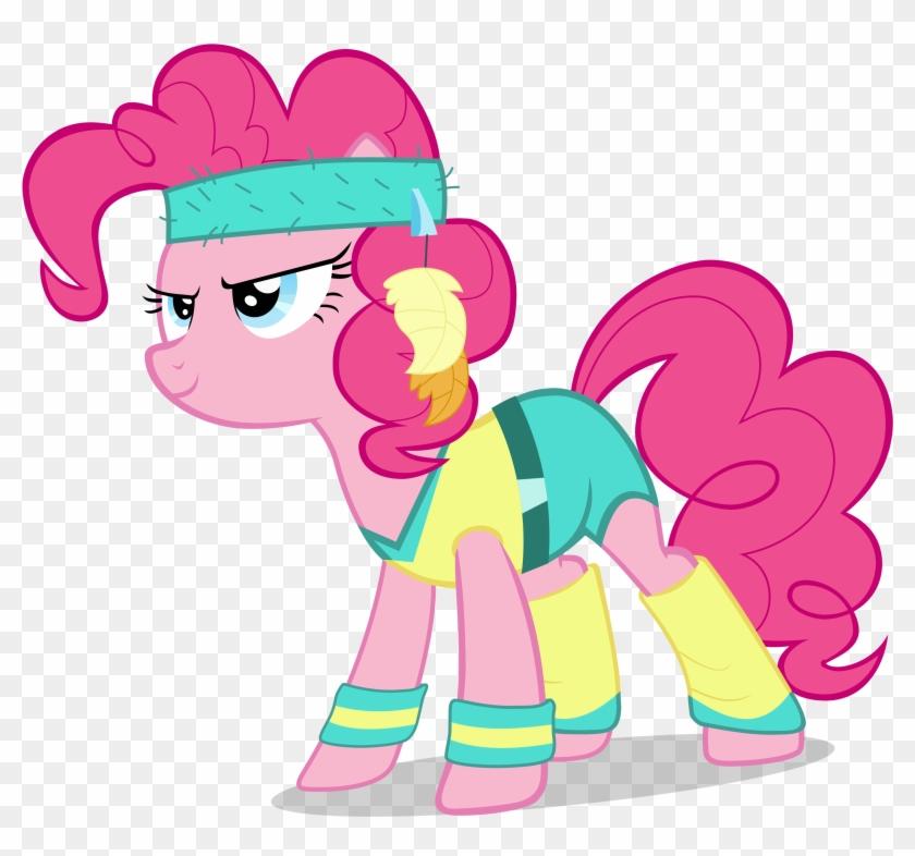 80s, Aerobics, Artist - My Little Pony Pinkie Pie Dress #144748