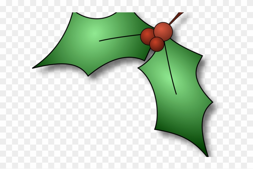 Christmas Holly Image - Free Holly Leaves Printables #145498