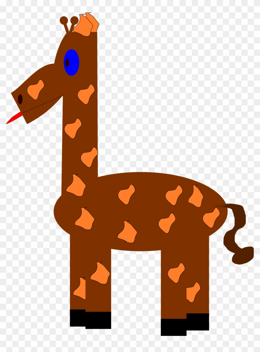 Anesthesia - Clipart - Giraffe Clip Art #145629