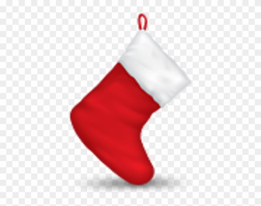 Stocking Clip Art - Christmas Stocking Public Domain #145789