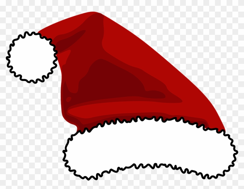 Santa Hat Clipart Christmas 2014 - Christmas Hat Cut Out #145800