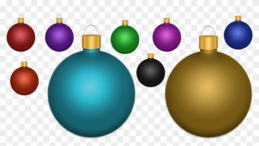 Christmas Tree Ornament Crafthubs - Christmas Tree Decorations Png #145910