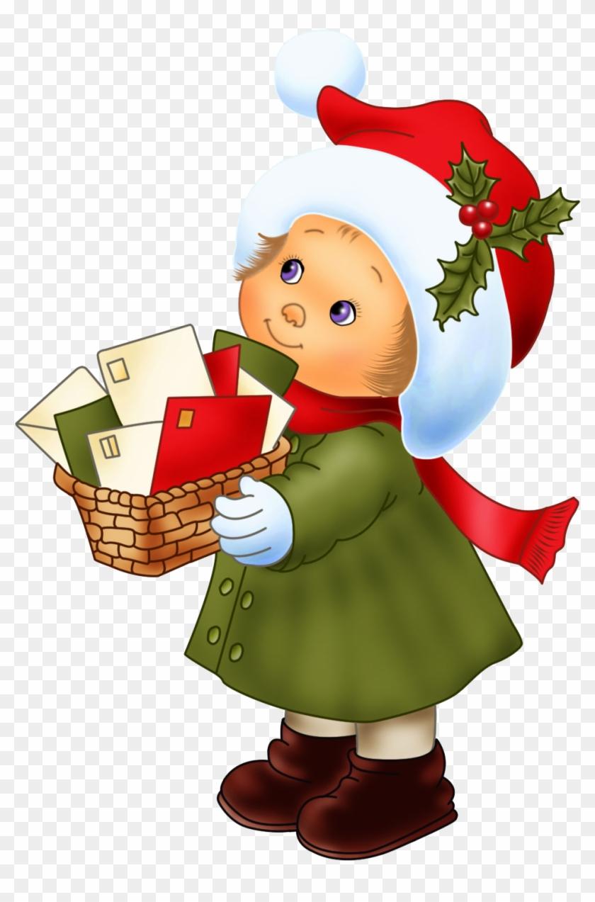 Christmas Scenes, Christmas Pictures, Christmas Art, - Cartoon #145994