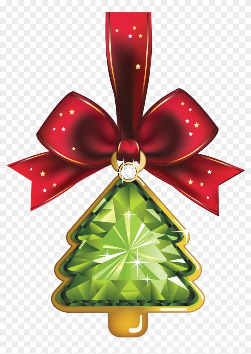 Free Christmas Png Clipart - صورة كرتونية شجرة الميلاد #146136