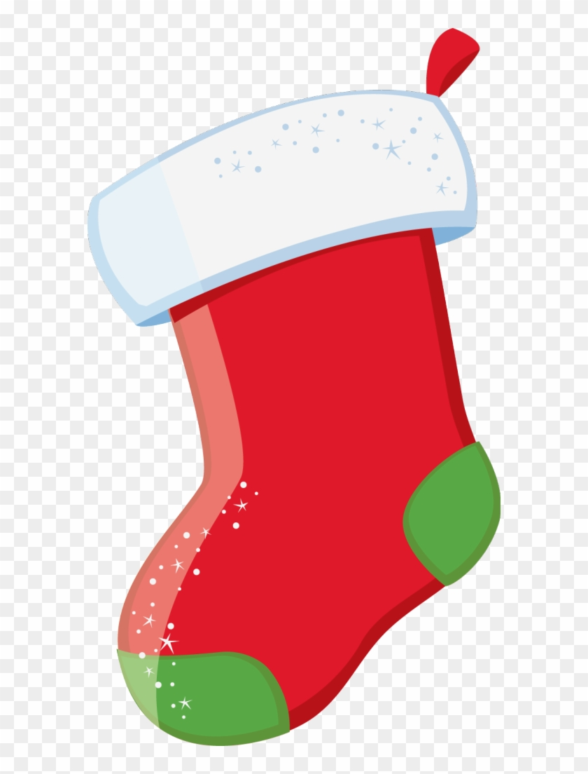Christmas Stocking Clip Art - Christmas Socks Clip Art #146139