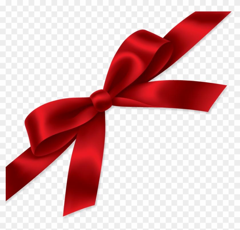 Download Christmas Ribbon Free Png Photo Images And - Gift Ribbon Png #146370