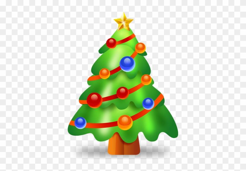 Gift Clipart Christmas Icons - Christmas Tree For Kids #146376